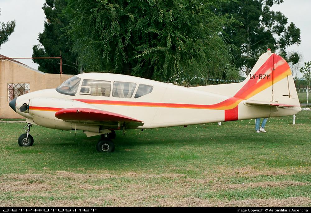 LV-BZM - Piper PA-23-160 Apache - Private