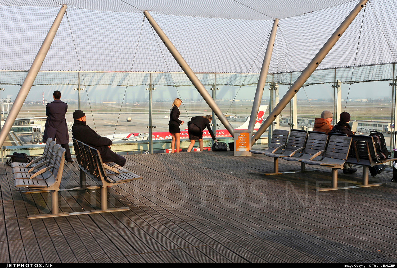 LFPO - Airport - Spotting Location