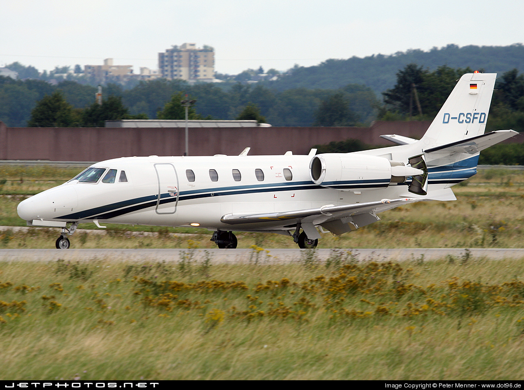 D-CSFD - Cessna 560XL Citation Excel - Private
