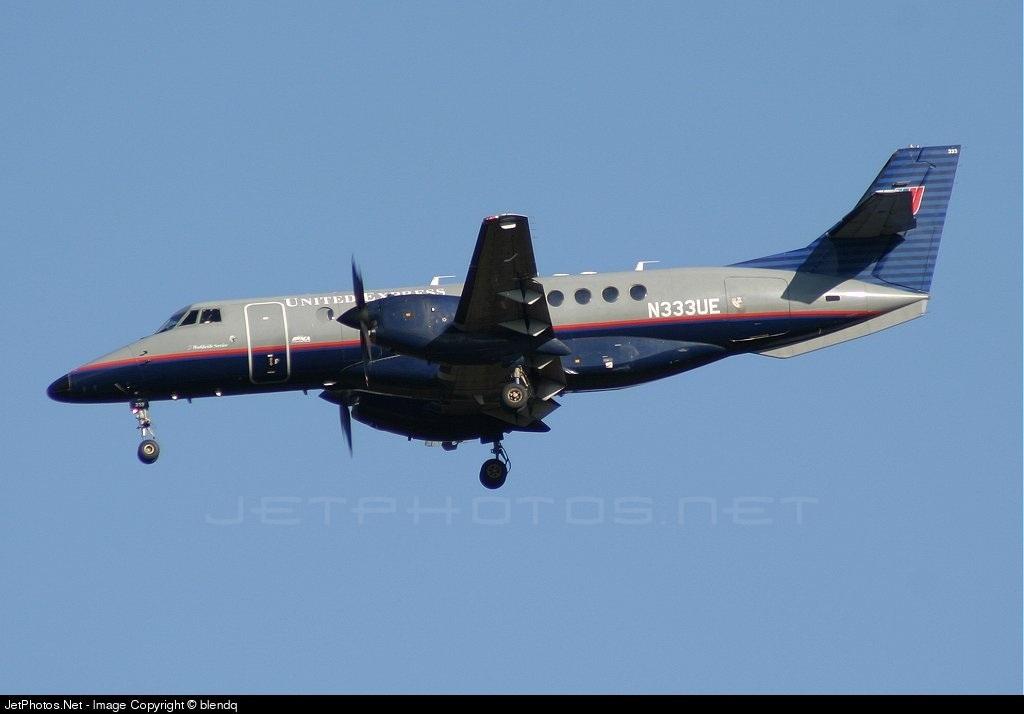 N333UE - British Aerospace Jetstream 41 - United Express (Atlantic Coast Airlines)