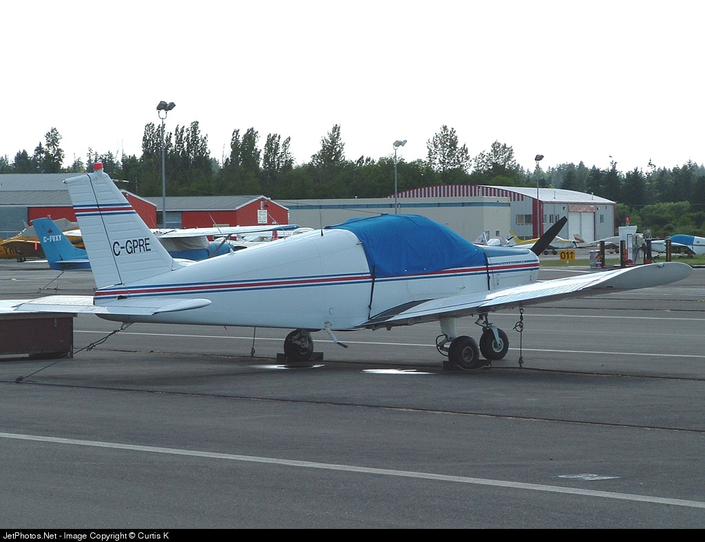 C-GPRE - Piper PA-28-140 Cherokee - Private