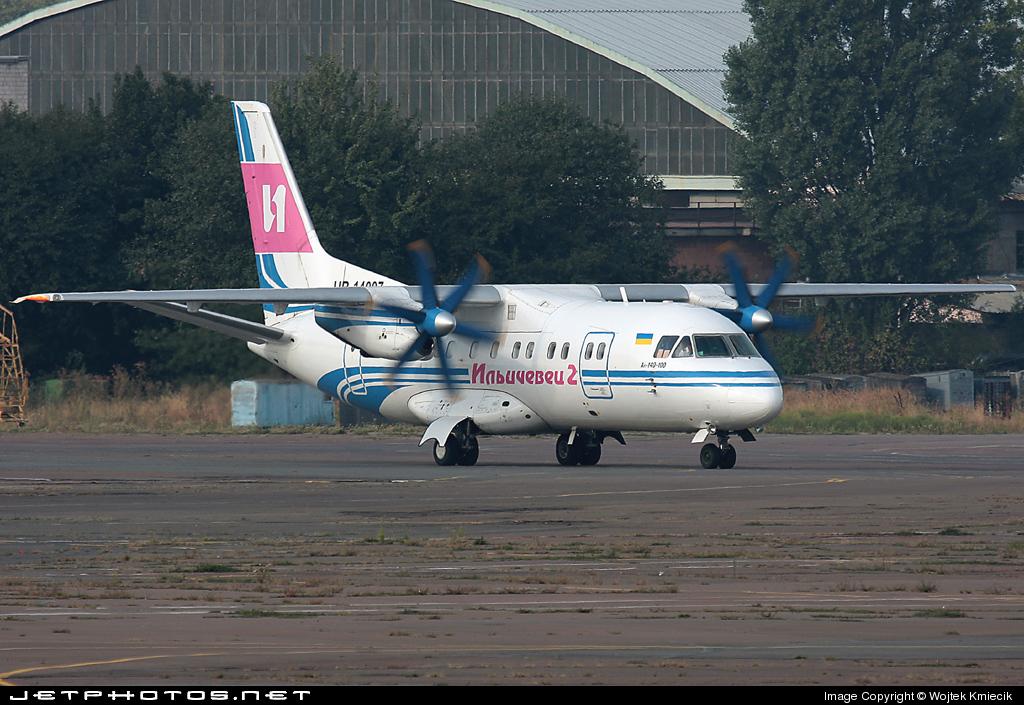 UR-14007 - Antonov An-140-100 - Ilyich Avia