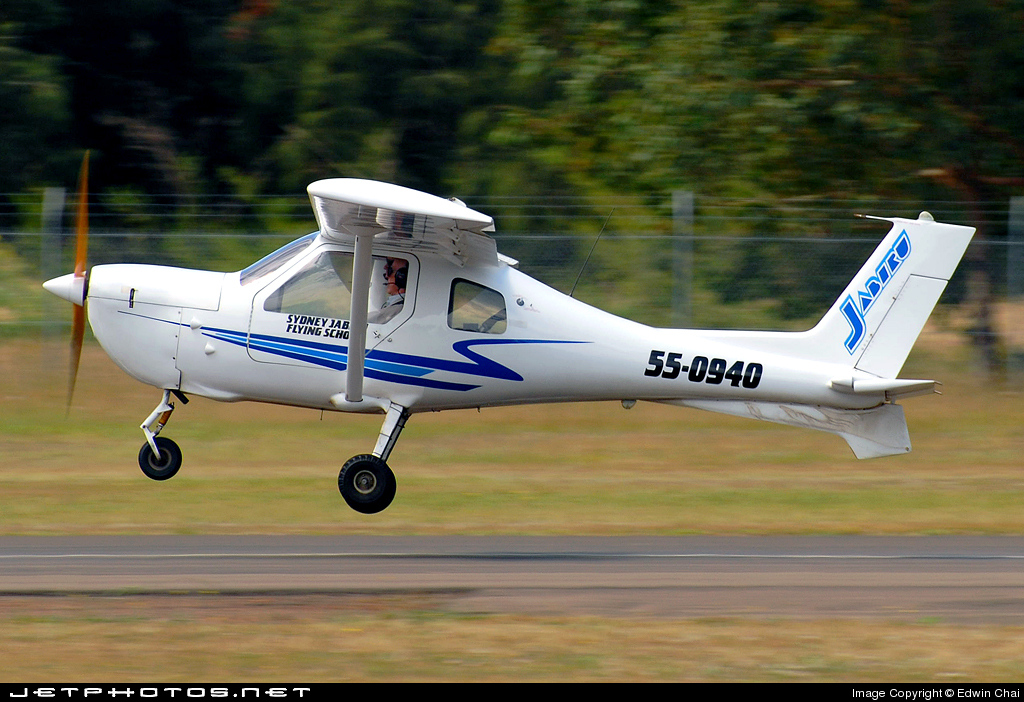 55-0940 | Jabiru LSA | Private | Edwin Chai | JetPhotos