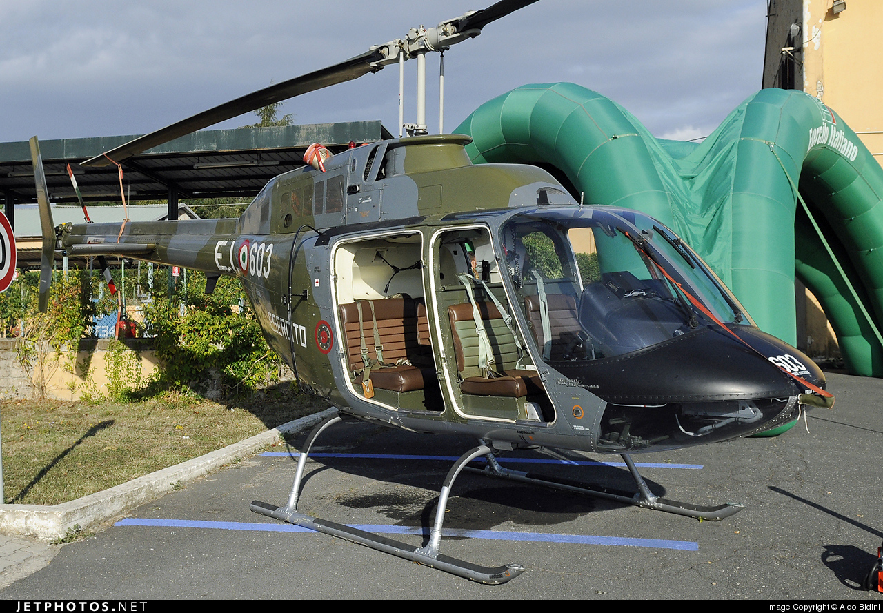 MM80871 - Agusta-Bell AB-206A JetRanger - Italy - Army