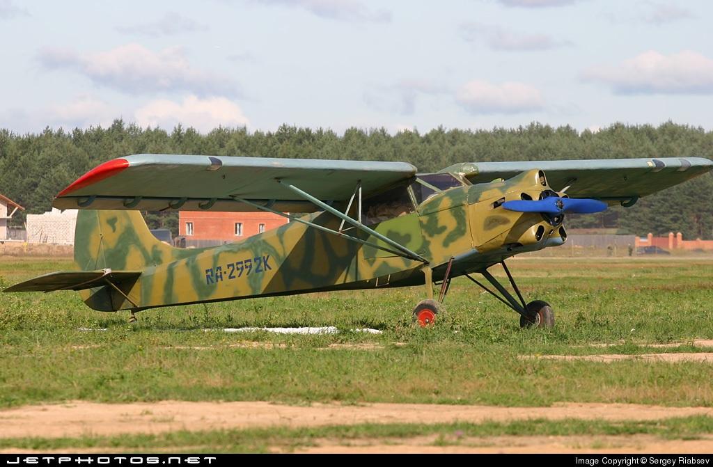 RA-2992K - Yakovlev Yak-12 - Russia - Air Force