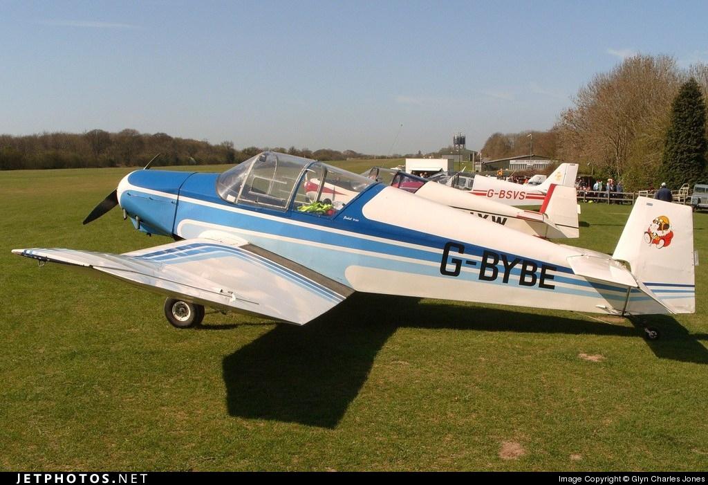 G-BYBE - Jodel D120A Paris-Nice - Private