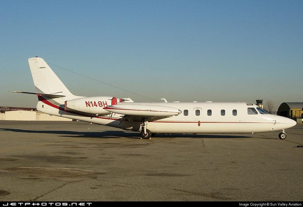N148H - IAI 1124 Westwind - Private