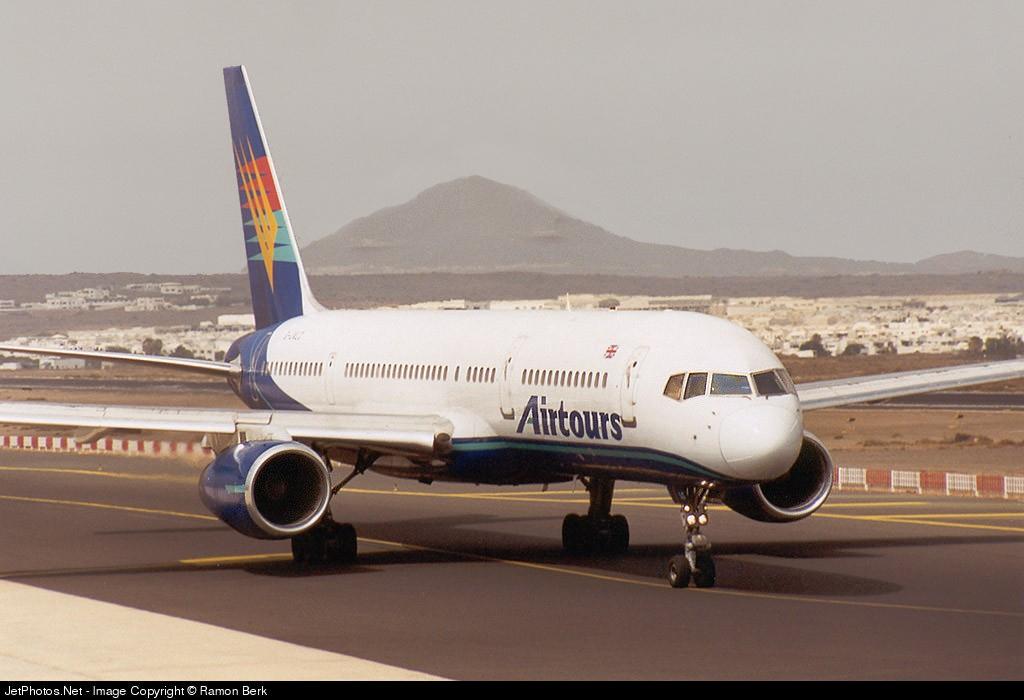 G-JALC - Boeing 757-225 - Airtours International Airways