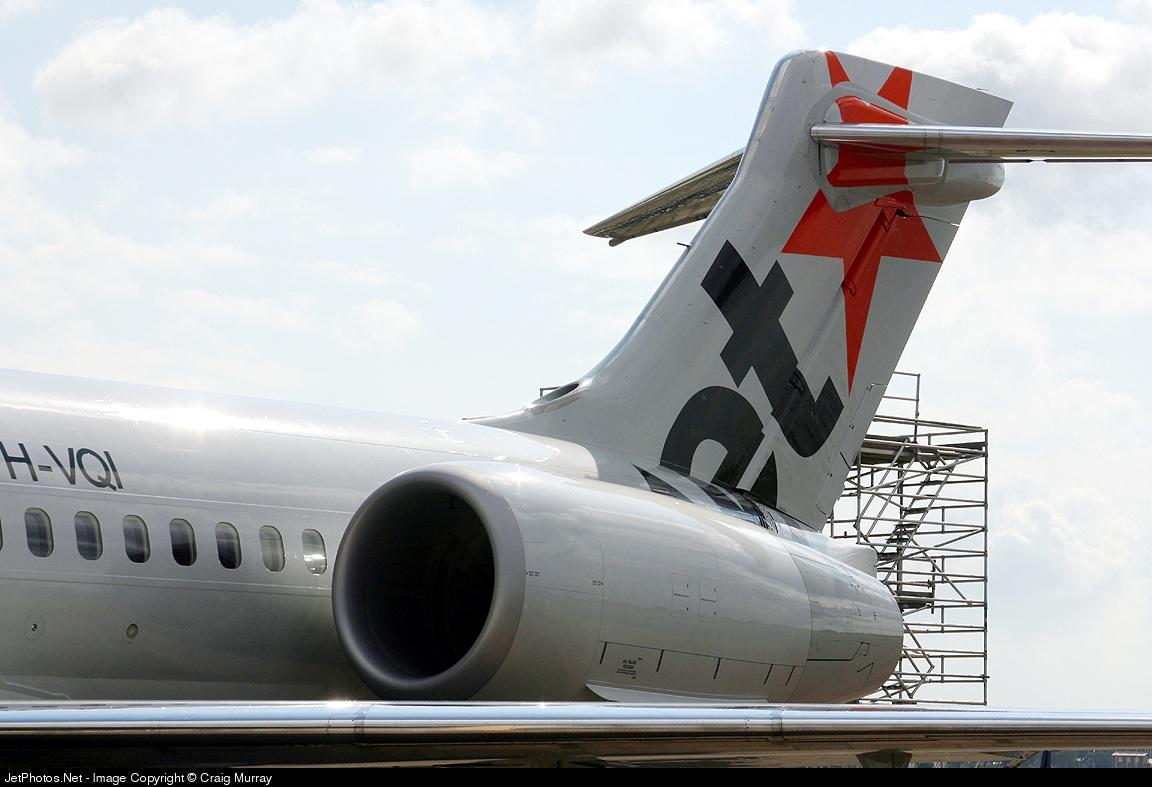 VH-VQI - Boeing 717-231 - Jetstar Airways