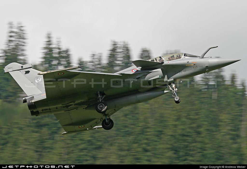324 - Dassault Rafale B - France - Air Force