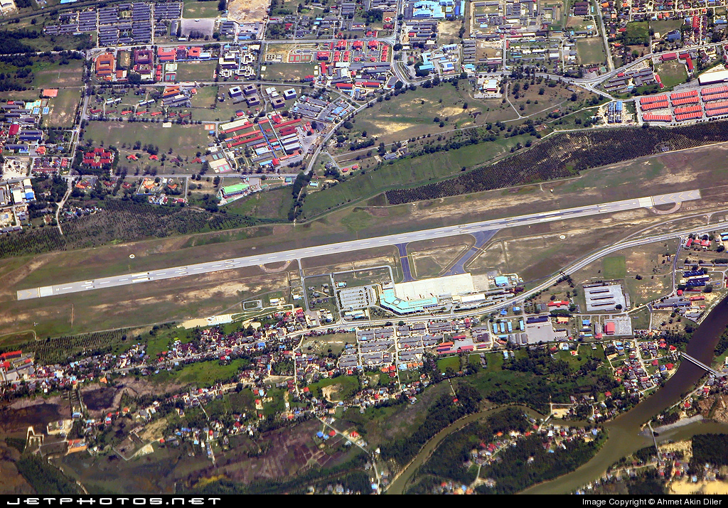 WMKC - Airport - Airport Overview