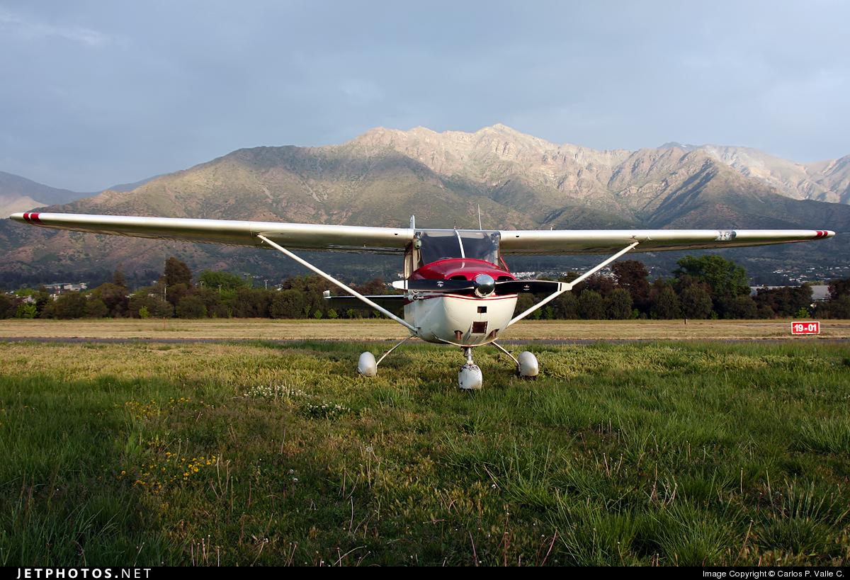 CC-KDA - Cessna 172 Skyhawk - Private