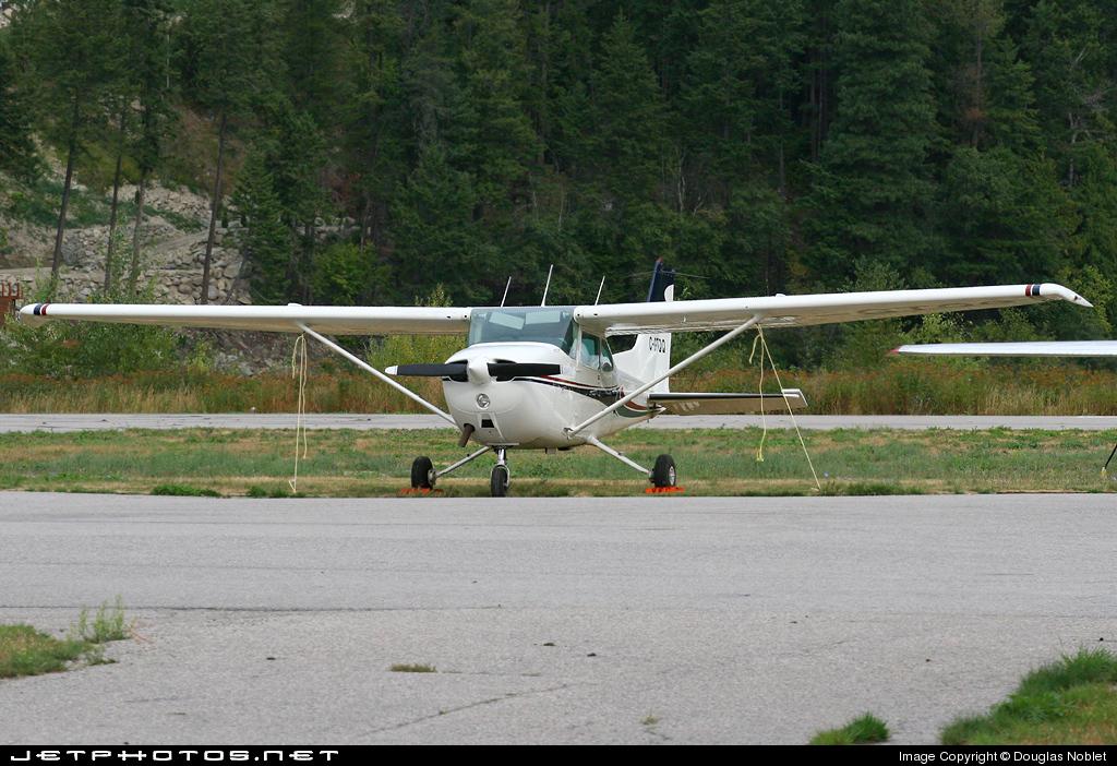 C-GTQQ - Cessna 172N Skyhawk II - Victoria Flying Club