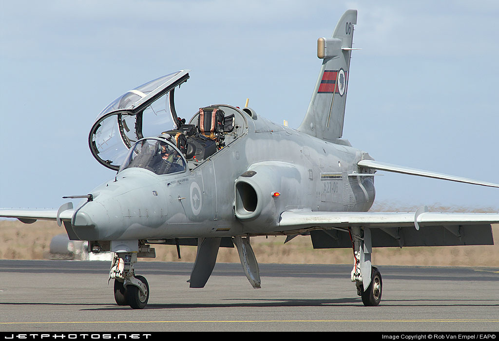 A27-06 - British Aerospace Hawk Mk.127 Lead-In Fighter - Australia - Royal Australian Air Force (RAAF)