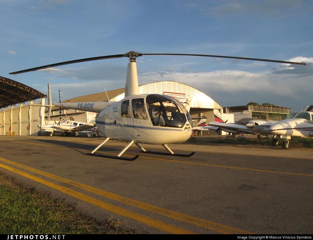 PR-DDM - Robinson R44 Raven II - Private