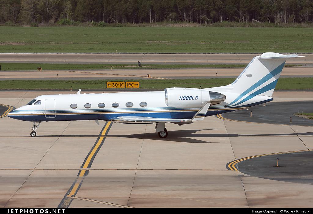N988LS - Gulfstream G-IV(SP) - Private
