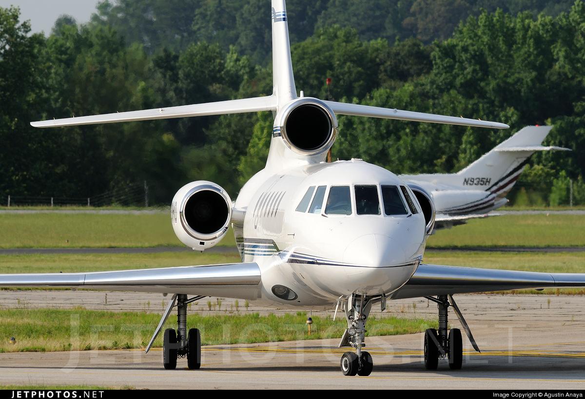 N223HD - Dassault Falcon 50EX - Private