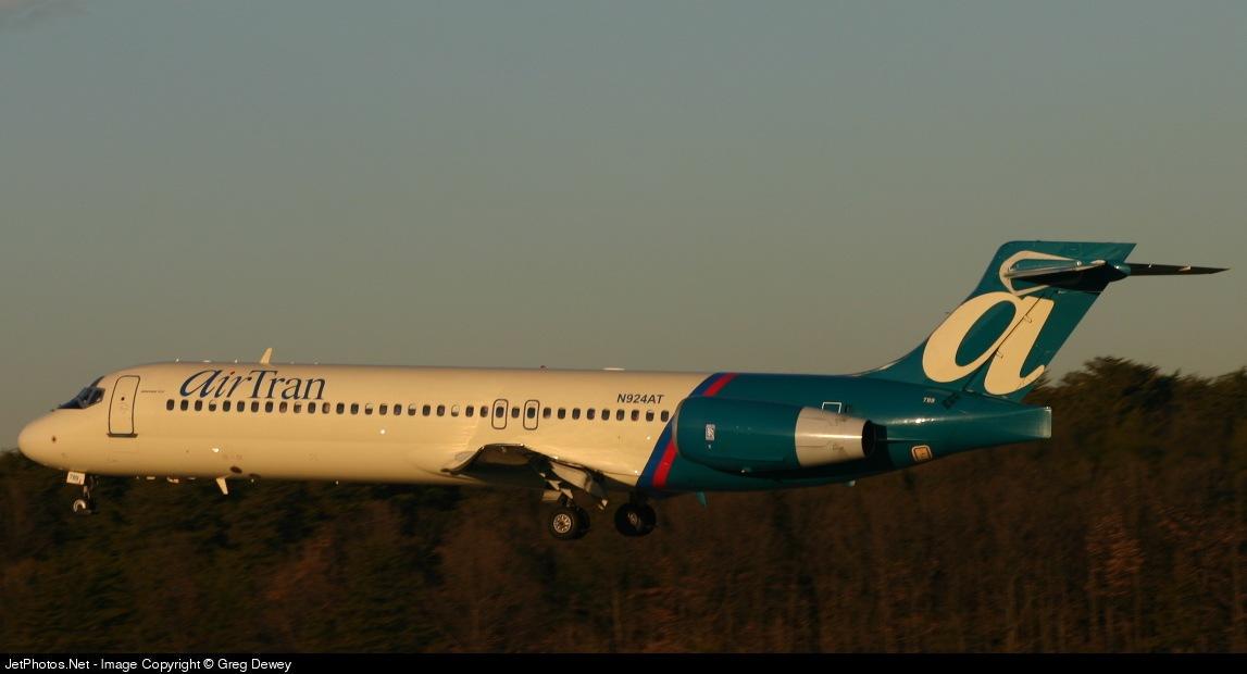 N924AT - Boeing 717-231 - airTran Airways