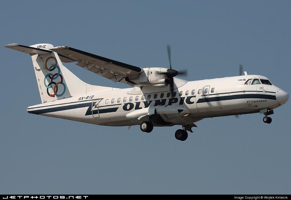 SX-BID - ATR 42-320 - Olympic Airlines