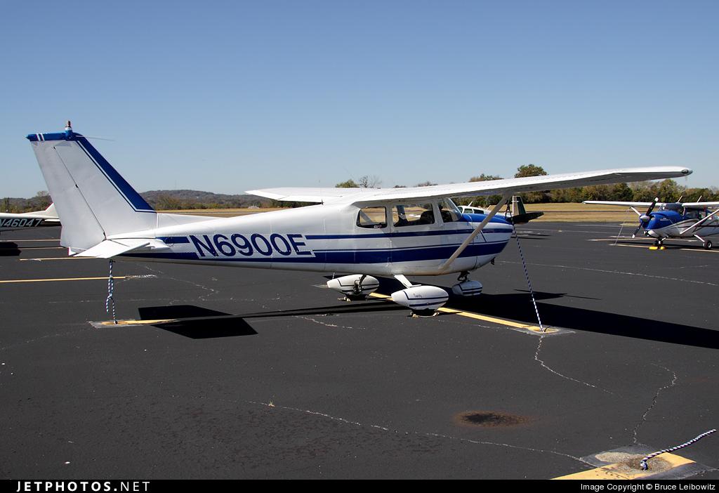 N6900E - Cessna 175A Skylark - Private