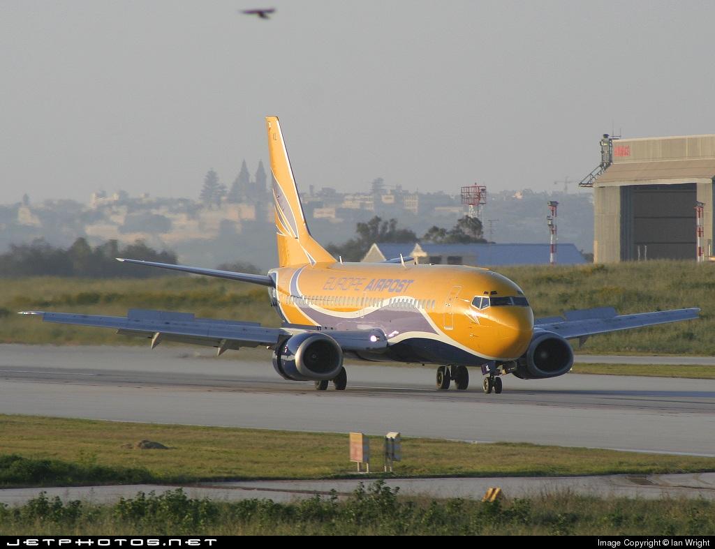 F-GIXL - Boeing 737-348(QC) - Europe Airpost