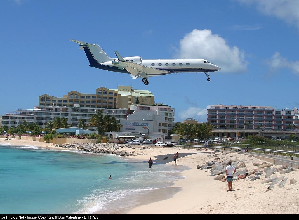 N515PL - Gulfstream G-IV - Private
