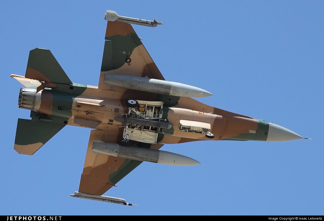87-0321 - General Dynamics F-16C Fighting Falcon - United States - US Air Force (USAF)