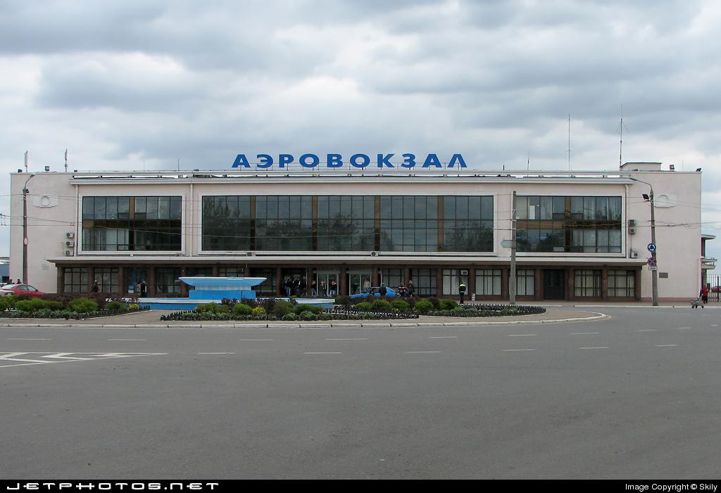 UKOO - Airport - Terminal