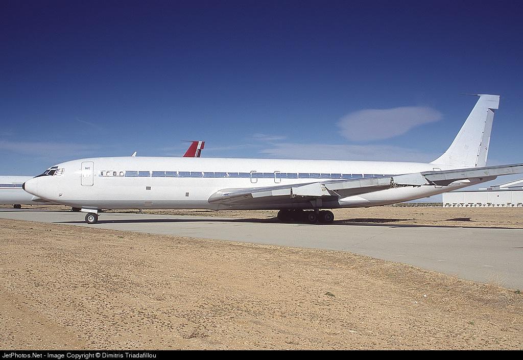 - Boeing 707 - Untitled