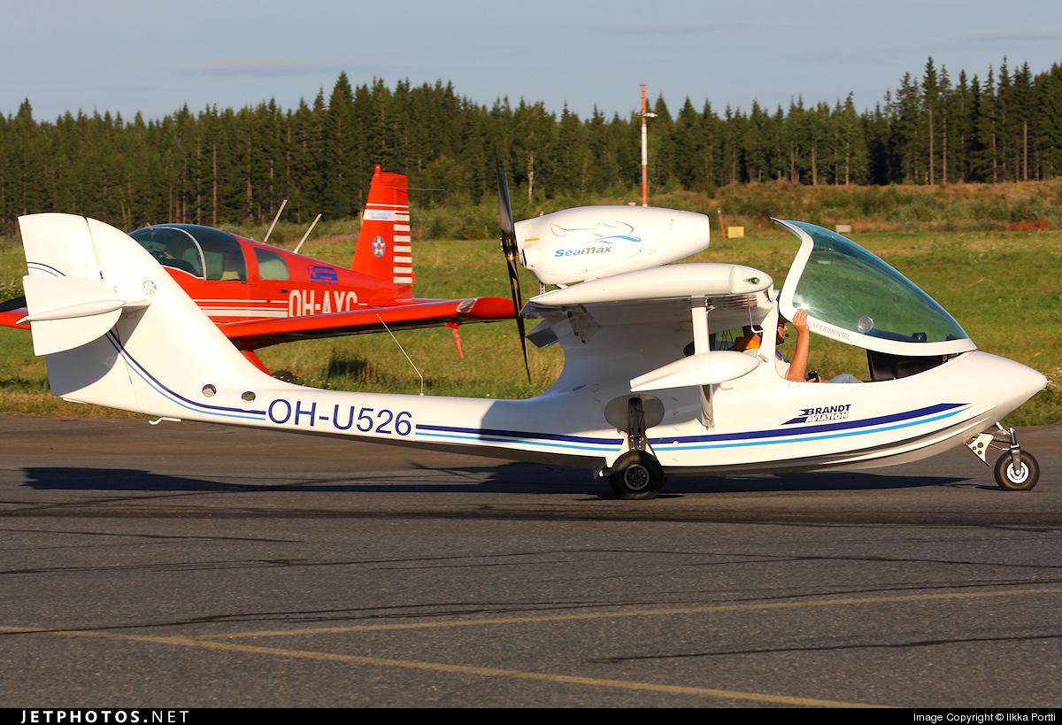 OH-U526 - Airmax SeaMax M-22 - Private