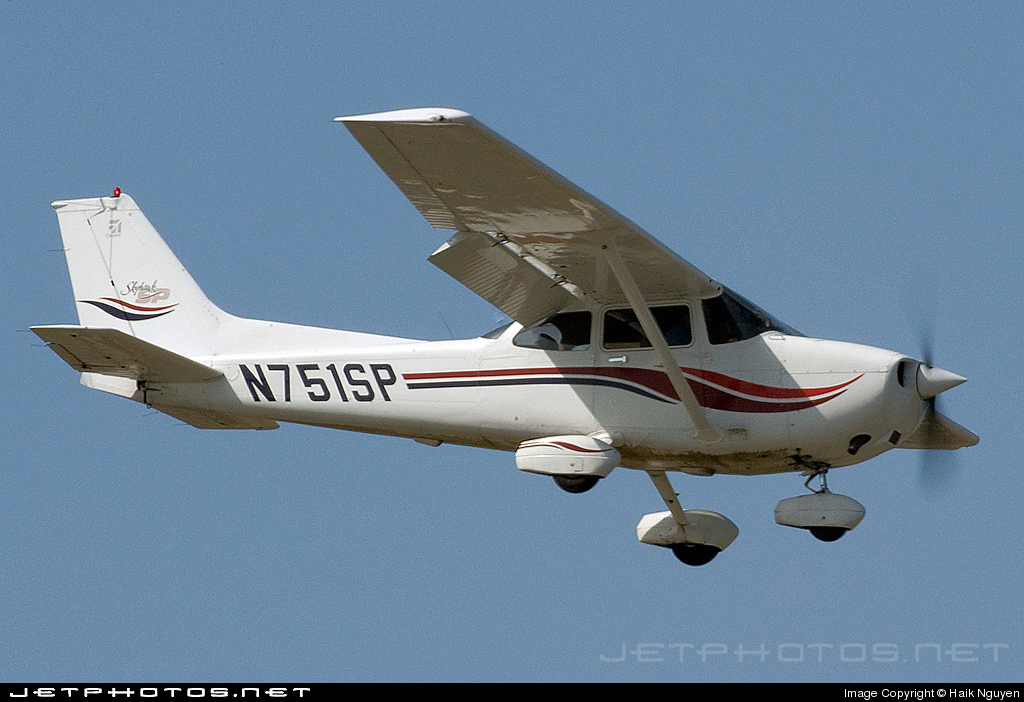 N751SP - Cessna 172S Skyhawk SP - Private