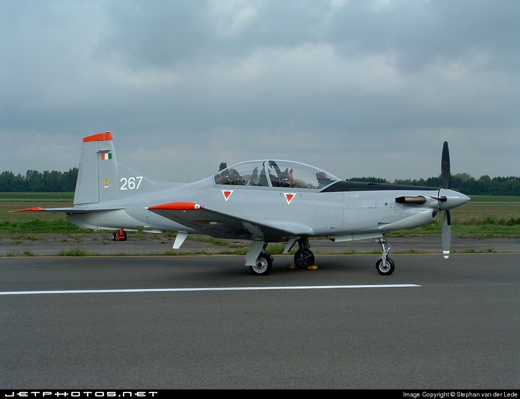 267 - Pilatus PC-9M - Ireland - Air Corps