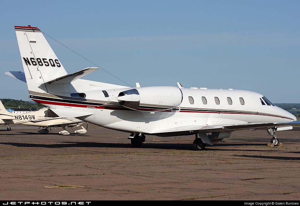 N685QS - Cessna 560XL Citation Excel - NetJets Aviation