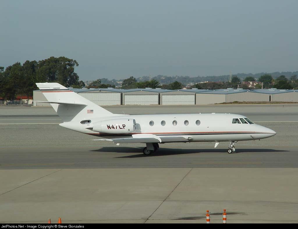 N47LP - Dassault Falcon 20 - Private