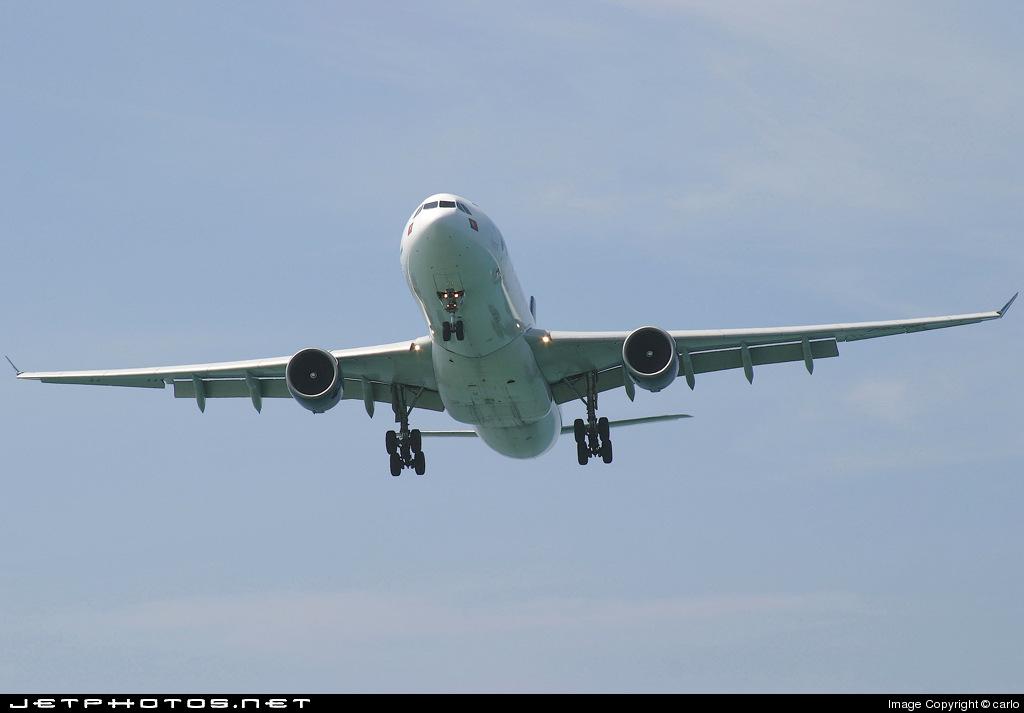 CS-TMT - Airbus A330-321 - Air Luxor