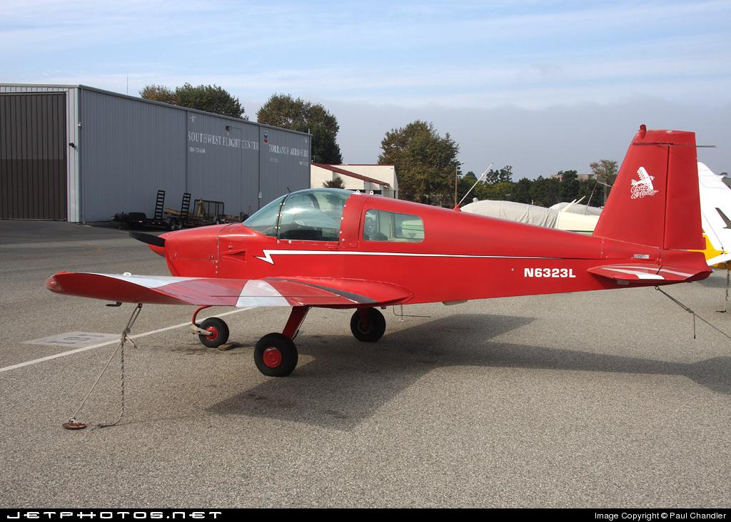 N6323L - Grumman American AA-1B Trainer - Private
