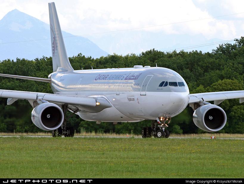 A7-ACE - Airbus A330-203 - Qatar Airways