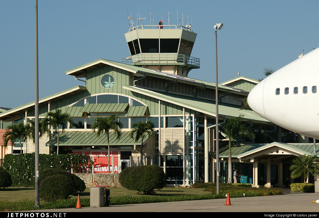 MDLR - Airport - Control Tower