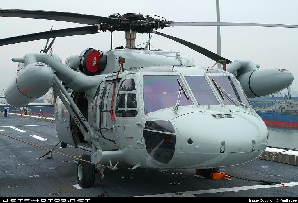 93-0503 - Sikorsky UH-60P Blackhawk - South Korea - Navy