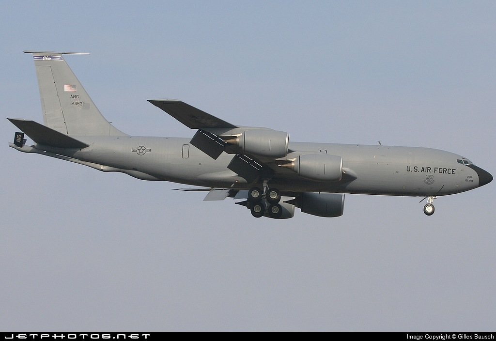 62-3531 - Boeing KC-135R Stratotanker - United States - US Air Force (USAF)