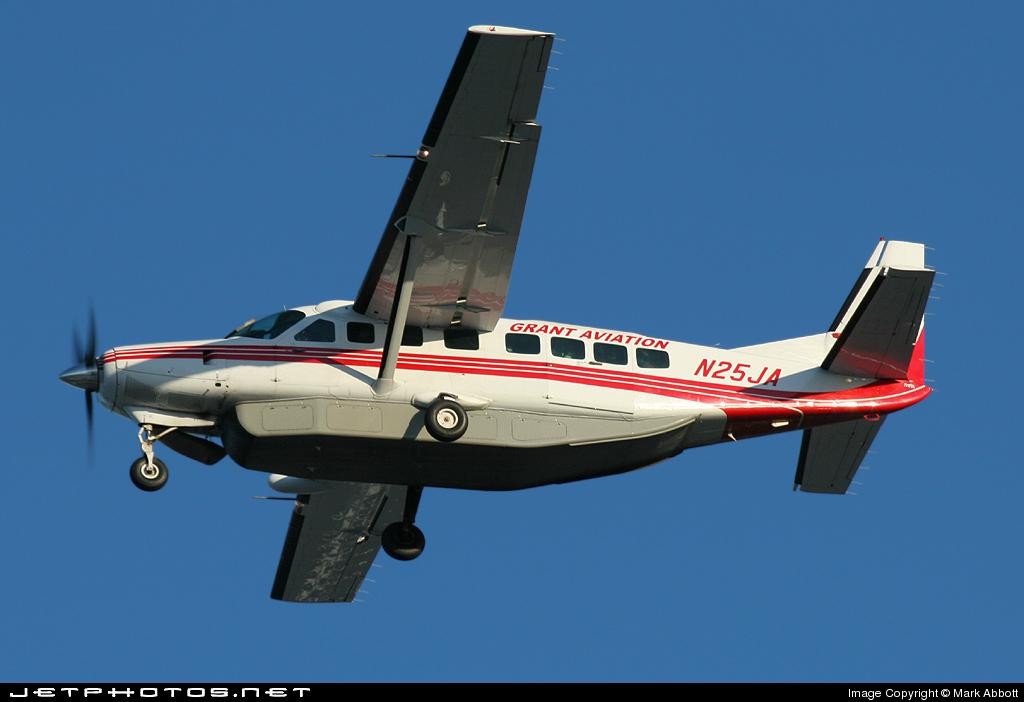 N25JA - Cessna 208B Grand Caravan - Grant Aviation