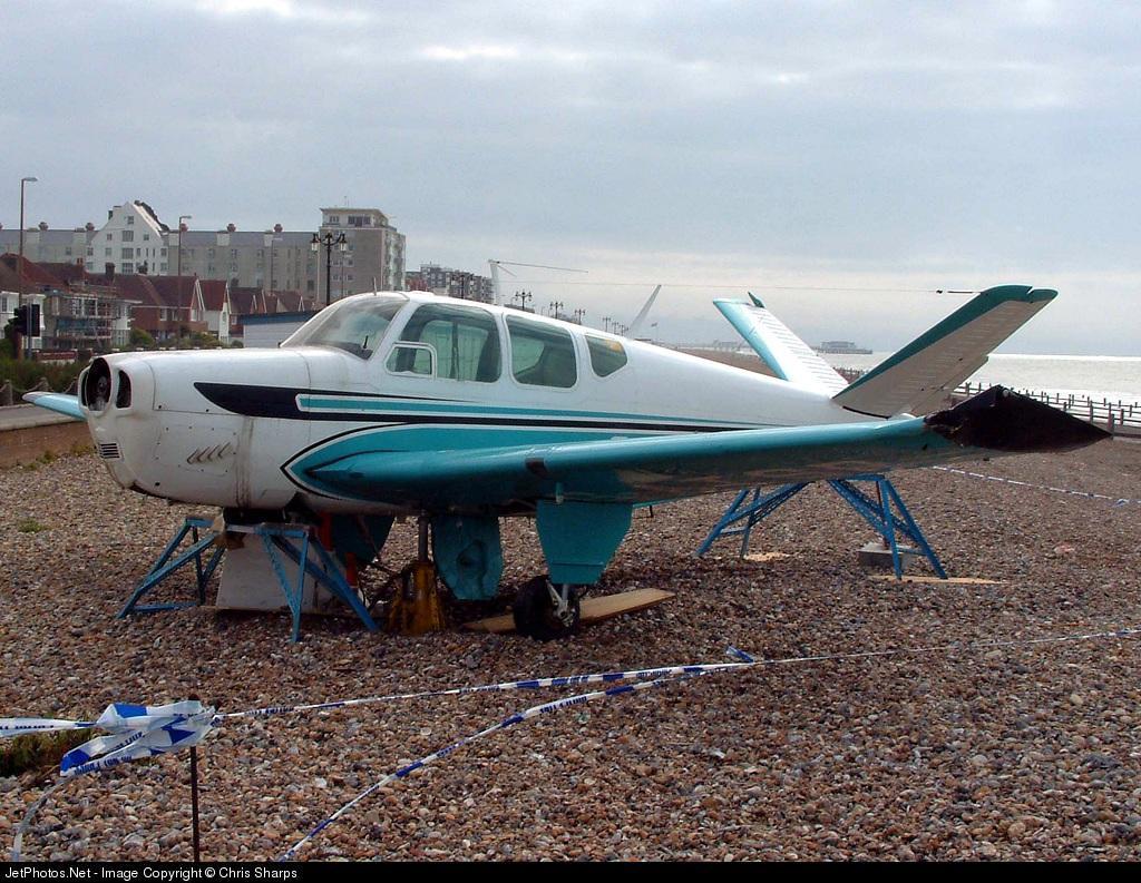 G-ATSR | Beechcraft M35 Bonanza | Private | Chris Sharps