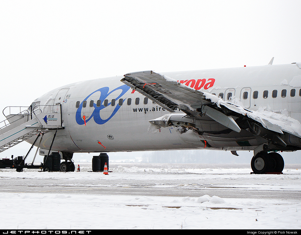 EC-HBM - Boeing 737-85P - Air Europa