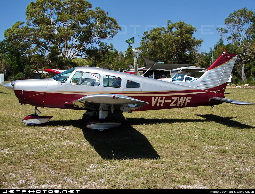 VH-ZWF - Piper PA-28-151 Cherokee Warrior - Vanguard Aviation