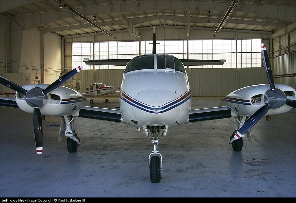 N3241V - Cessna T303 Crusader - Daniel Webster College