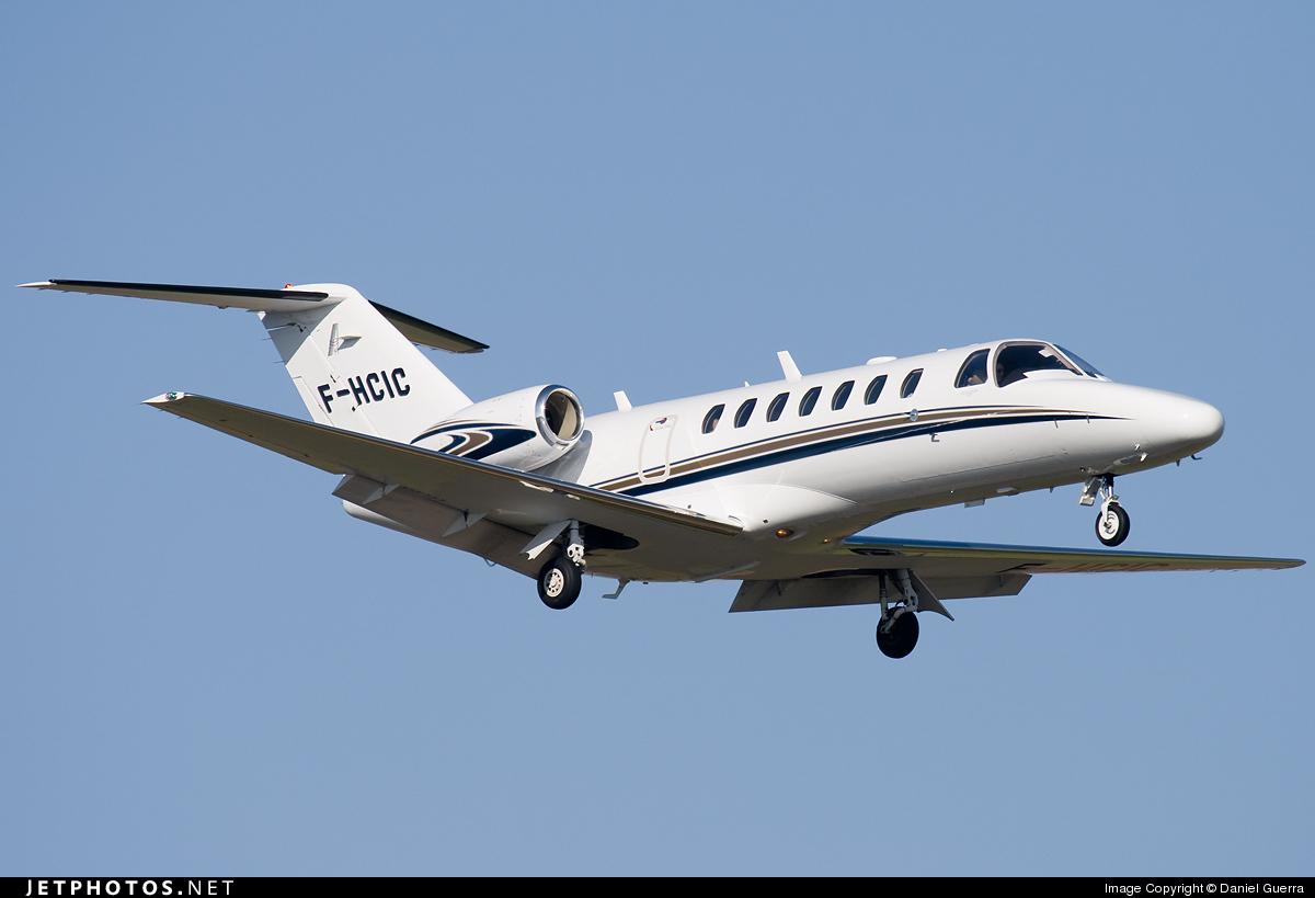 F-HCIC - Cessna 525B CitationJet 3 - Airailes