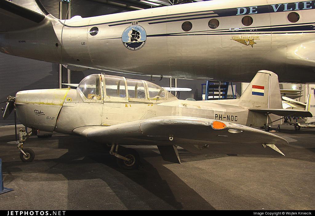 PH-NDC - Fokker S.12 - Aviodrome Museum