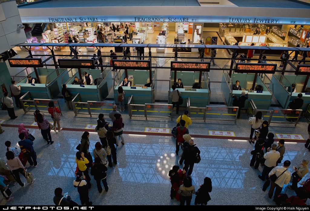 RCGM - Airport - Terminal