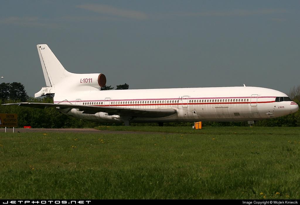 G-CEAP - Lockheed L-1011-50 Tristar - International Airways