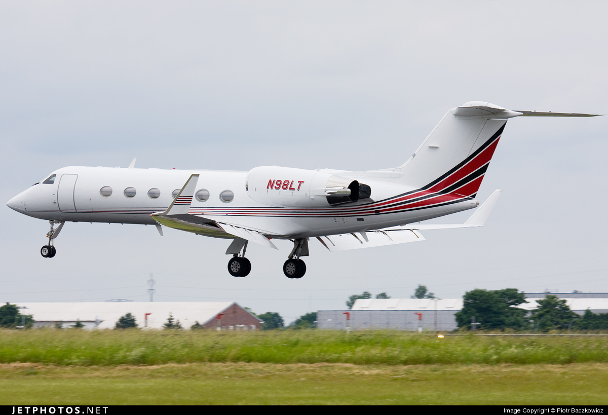 N98LT - Gulfstream G-IV(SP) - Private
